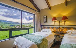 Alpine-Heath-Chalet-Twin-room
