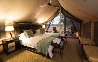 Plains-Camp-Rhino-Walking-Safaris-Tent-Interior-Credit-Guy-Upfold
