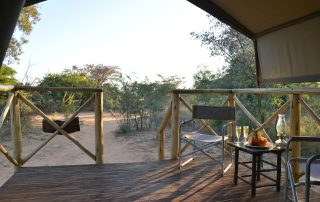 Kwafubesi-Tented-Safari-Camp-Tent-Exterior