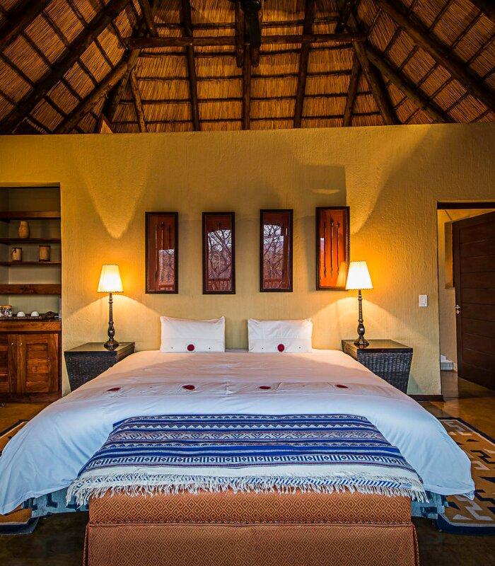 Tshwene Bedroom