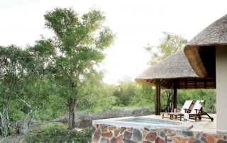 Arathusa-Private-plunge-pool-and-verandah-of-a-bush-facing-Luxury-Suite