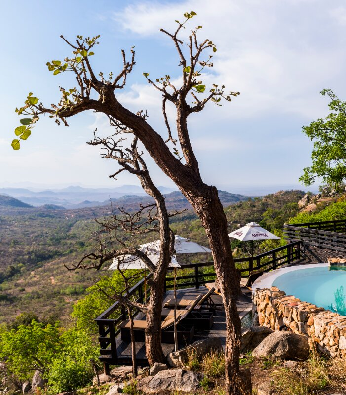 Bongani-Mountain-Xscape4u-pool-with-view-Greater-Kruger