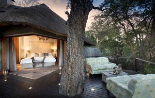 Bedroom-deck-of-Family-Suite-at-andBeyond-Ngala-Safari-Lodge
