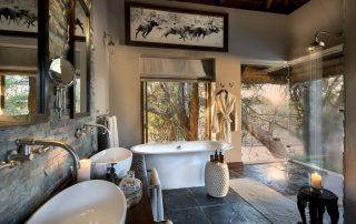 Bathroom-of-Family-Suite-a-andBeyond-Ngala-Safari-Lodge