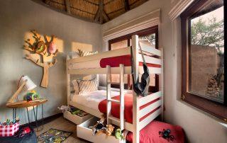 Madikwe-Safari-Lelapa-Xscape4u-Family-Suite-kIds-bedroom