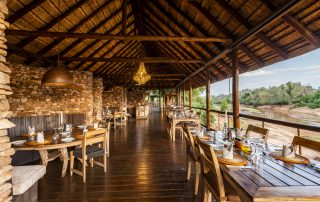 Pafuri-luxury-tented-camp-Xscape4u-Dining-Kruger-National-Park