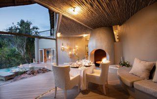 Clifftop-Exclusive-Safari-Hideaway-Xscape4u-Dining-Welgevonden-