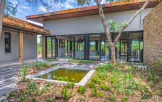 Lumlula-Lodge-Courtyard-Elephant-Point-Greater-Kruger-Xscape4u